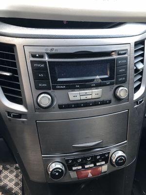 2010 -2014 Subaru legacy radio for Sale in Woodbridge Township, NJ