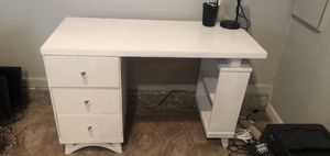 White desk for Sale in San Ramon, CA