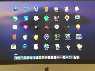iMac 27 inch- Like New - MacOS Catalina for Sale in Huntington Beach,  CA