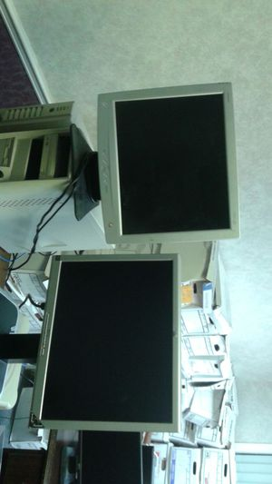 LCD VGA computer flat screen monitor for Sale in Tampa, FL