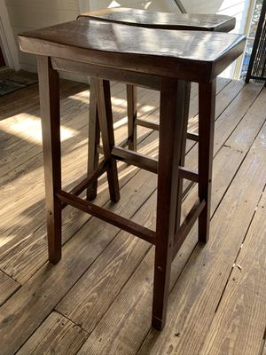 "Barstools 29"" (2) for Sale in Alexandria, VA"