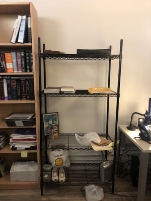 Wire bookshelves for Sale in New York, NY