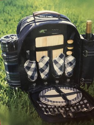 Picnic Backpack for Sale in Naperville, IL