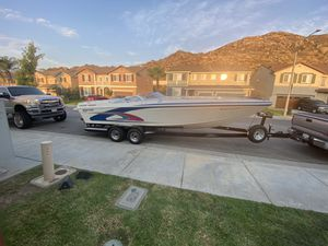 Boat for sale 97 Checkmate for Sale in Moreno Valley, CA