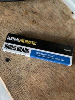 Brad nails for Sale in Carson, CA