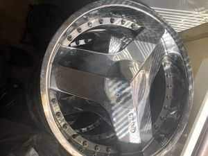 22 inch rims for Sale in Beaumont, TX