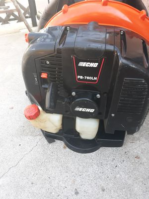Commercial Echo PB-760LN leaf blower for Sale in Paramount, CA