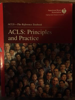 ACLS Principles and Practices for Sale in Klamath Falls, OR