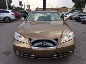 """LEXUS ES350 MINT""""CARFAX-CERTIFIED/LOW MILES""""$2999/DOWN $299M W INS-$8999(7414 N FLORIDA AVE {Please ask for Toris luxury auto mall"""