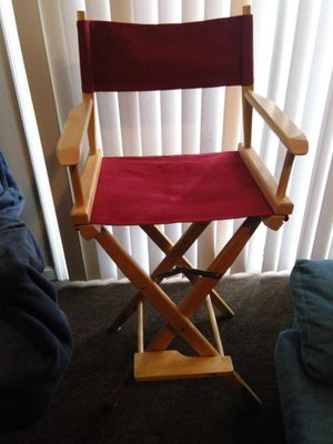 Directors chair for Sale in Cairo, WV