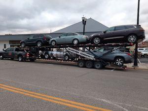 Kaufman mini 5 car hauler for Sale in Avondale, AZ