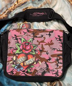 Ed Hardy Messenger Bag for Sale in Columbia,  MD