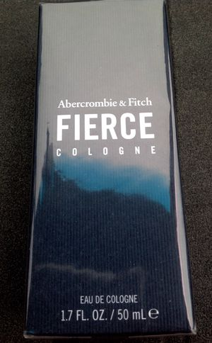 Abercrombie & Fitch Fierce Cologne for Sale in Winston-Salem, NC