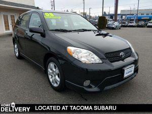 2008 Toyota Matrix for Sale in Tacoma, WA