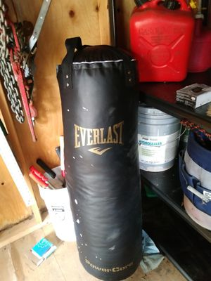 Heavy bag-speed bag combo with stand for Sale in Portland, OR