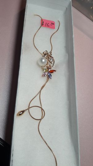 Ajustive Necklace Gold Plated for Sale in Greenville, SC