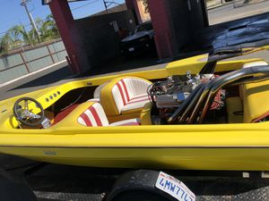 Tahiti jet boat runs great $3900obo for Sale in Oakland, CA