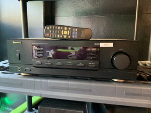 Sherwood RX-4105 100W Stereo Receiver (with remote) for Sale in Tacoma, WA