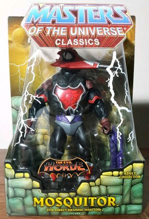 Masters Of The Universe Mosquitor Action Figure he-man toy for Sale in Marietta, GA