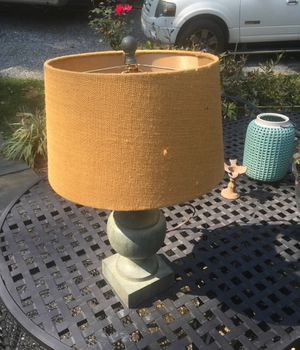 Antique table lamp for Sale in Damascus, MD