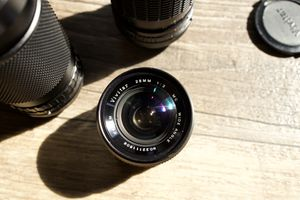 Vintage Canon FD lenses for Sale in Vacaville, CA