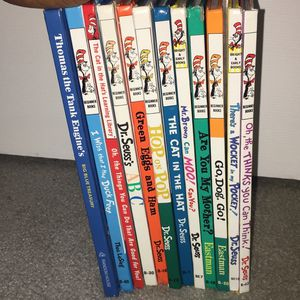 Dr. Seuss Book Set for Sale in Virginia Beach, VA
