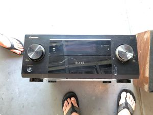 Pioneer elite receiver. Not working. Originally $1000 for Sale in Concord, CA