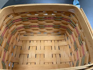 3 Longaberger Baskets for Sale in Mansfield, TX