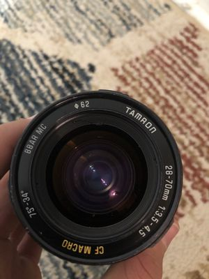 Nikon Lense for Sale in Queens, NY