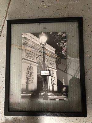 Large picture frame for Sale in Great Falls, VA
