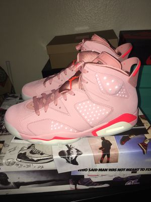 Air Jordan 6 Aleali May Size 10 women's 8.5 men's for Sale in Los Angeles, CA