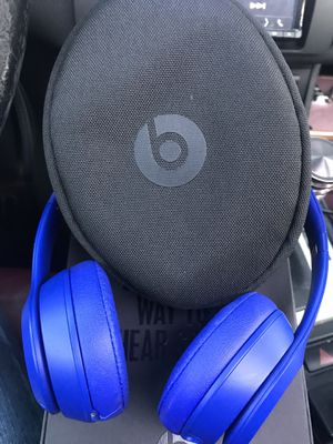 BEATS SOLO 3 BLUETOOTH HEADPHONES!!! for Sale in San Diego, CA