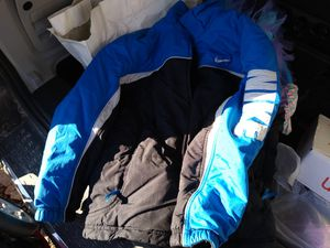 Nike coat boys 12/14 for Sale in Picher, OK