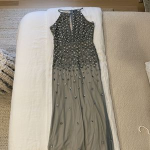 Gray Sequin Prom/Formal Dress for Sale in Dallas, TX