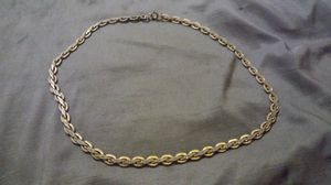 Gold rope chain for Sale in Detroit, MI