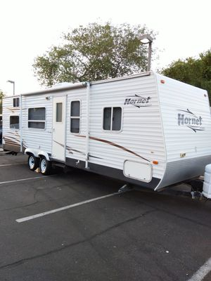 2008 hornet limited 26ft AC awning sleeps 8 $8750 for Sale in Tempe, AZ