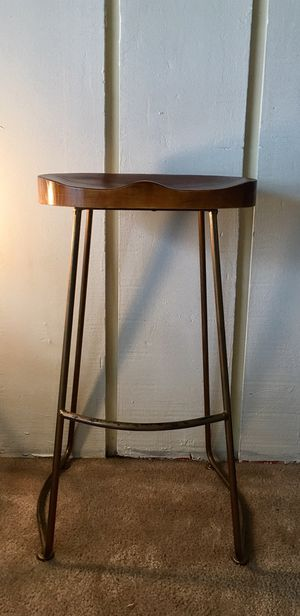 Vintage wooden stools -1set for two for Sale in Los Angeles, CA