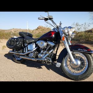 Harley-Davidson Heritage Softail Classic for Sale in Scottsdale, AZ