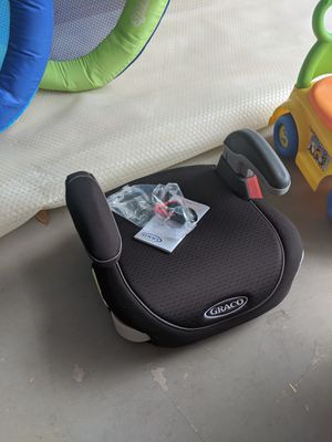 Graco booster seat used once for Sale in Gilbert, AZ