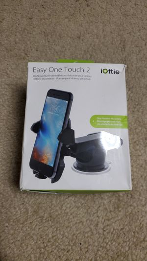 Easy one touch 2 Dash board& windshield Mount for Sale in Roseville, CA