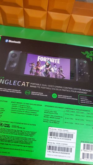 Razer Junglecat Android Controller for Sale in Houston, TX