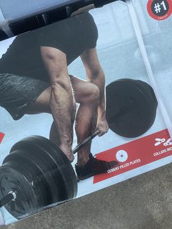 100lb Weight Set for Sale in Lynwood,  CA