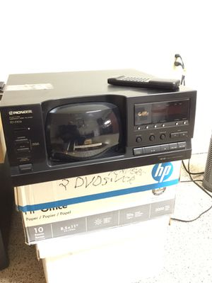 Pioneer Multi-Disc Player PD-F906 for Sale in Payson, AZ