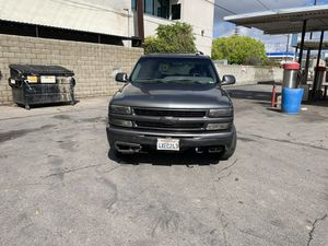 02' chevy tahoe for Sale in Los Angeles, CA