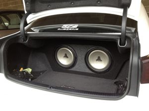 Cheap Audio Installs! Subwoofers-Radios-Door Speakers and More! for Sale in Bowie, MD