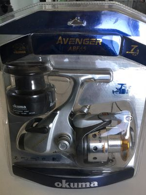 Okuma baitfeeder ABF65 Sea Fishing Spinning Reel for Sale in Anaheim, CA