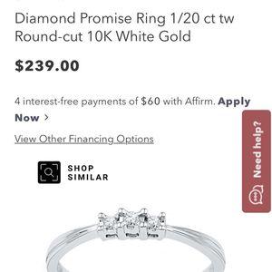 Diamond Ring for Sale in Buffalo, NY