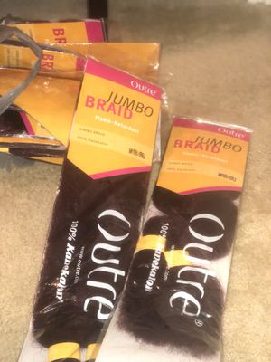 Selling red hair m1b/bu mixed together $3 a pack or buy all for $50 for Sale in Washington, DC