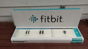 Built in LED lights FitBit sign. With fitness sample watches for Sale in Woodbridge, VA