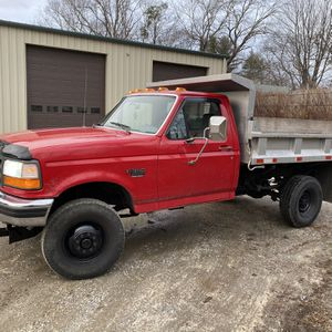 97 F350 7.3 Dump for Sale in Madison, CT